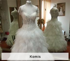 3f4016d43a Srebrny Anioł - Salon Sukien Ślubnych